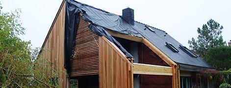 Extension de maison à Pau avec Action Habitat 64