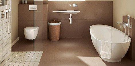 Rénovation de salle de bain à Pau
